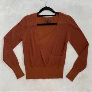 Dynamite V neck sweater
